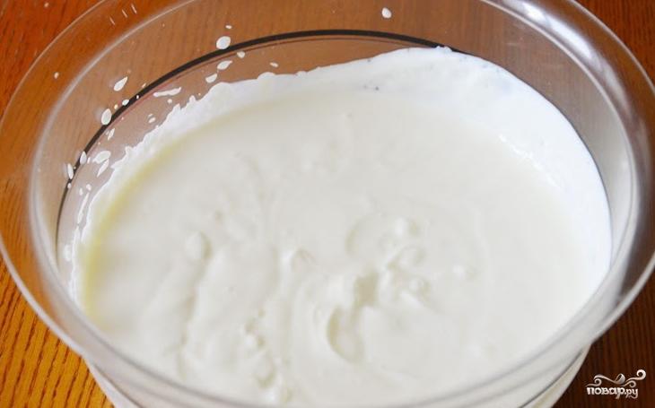 суфле сметаны желатина рецепт фото