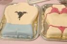 Торт Качок