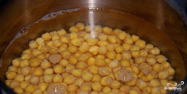 Рецепт Бозбаш в горшочке