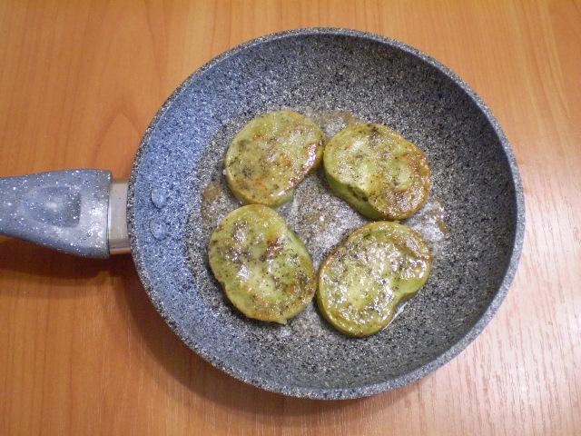 Жареные зеленые помидоры - фото шаг 6