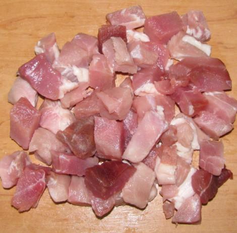 Плов из свинины на сковороде - фото шаг 3