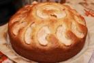 Пирог на молоке без дрожжей