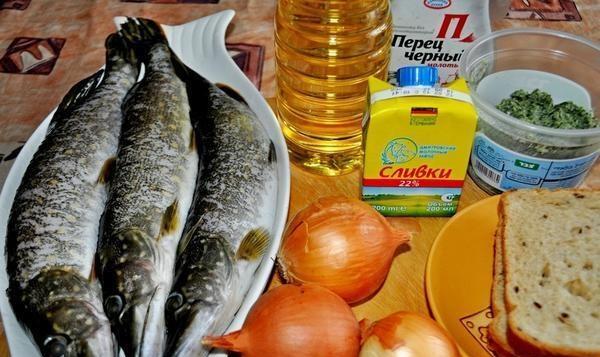 рецепт котлет из щуки пошагово с фото