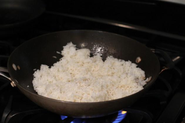 Омлет с рисом по-корейски - фото шаг 5