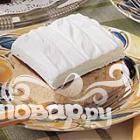 Рецепт Торт из белого шоколада