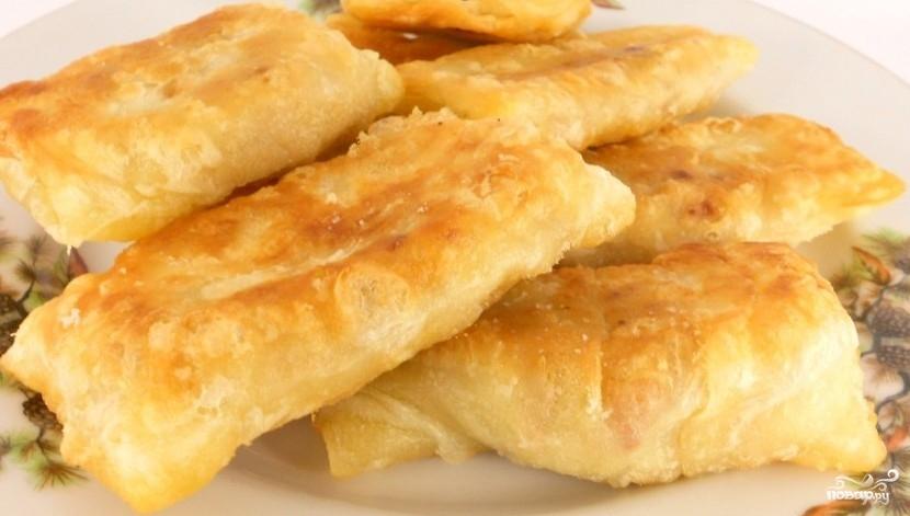 тесто для самсы в духовке рецепт с фото