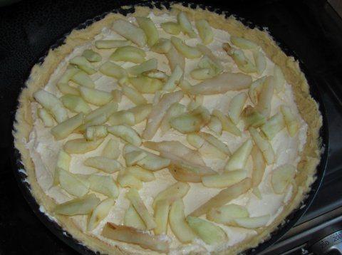 Воздушный яблочный пирог - фото шаг 6