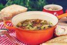 Суп Минестроне с брокколи