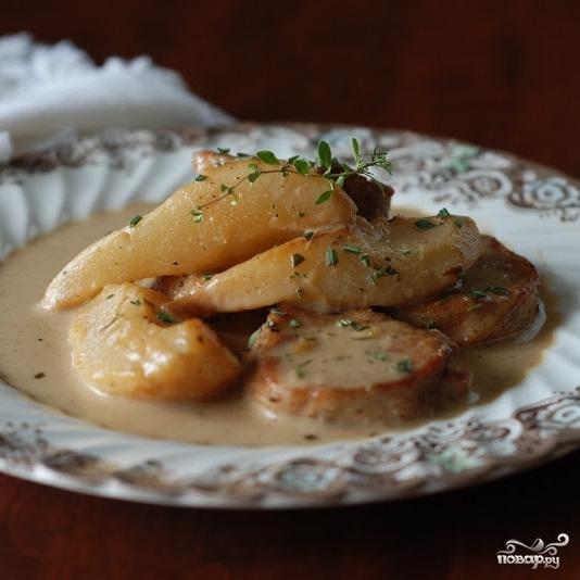 Азу потатарски с солеными огурцами Пошаговый рецепт с фото