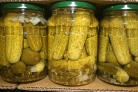Огурцы консервированные болгарские