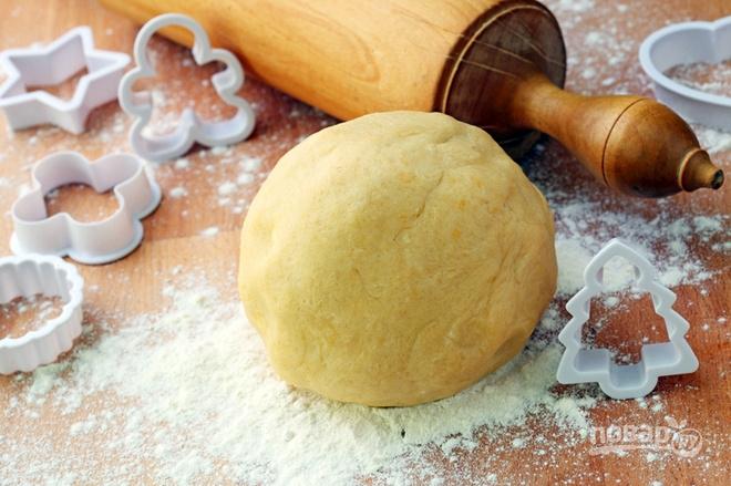 Готовое песочное тесто что приготовить
