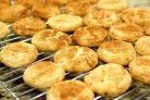 Ароматное печенье со сметаной