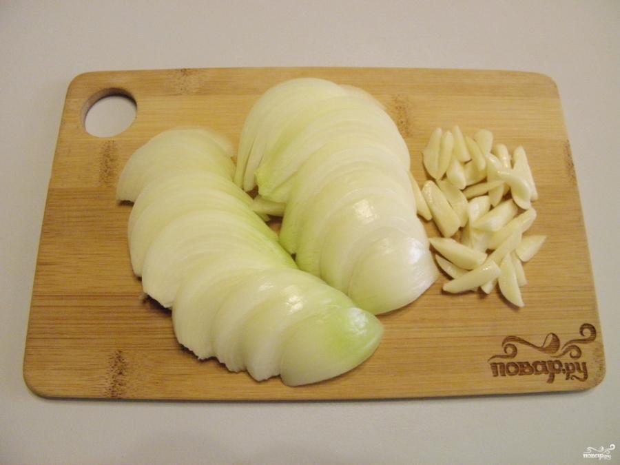 Кабачковая икра с томатным соусом - фото шаг 4