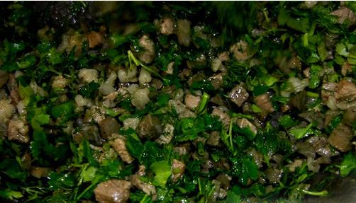 Плов с зеленью - фото шаг 2