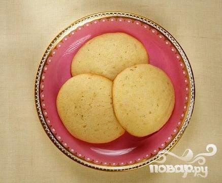 Рецепт Печенье с мускатным орехом