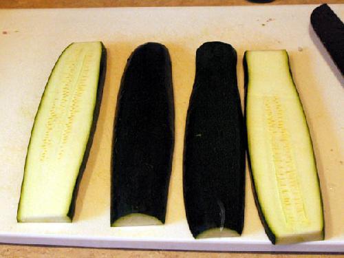 Лингвини цуккини Карбонара - фото шаг 3