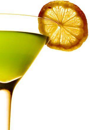 Домашний лимонный ликер