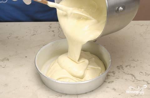 Легкое бисквитное тесто - фото шаг 3
