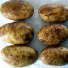 Рецепт Дважды запеченный картофель
