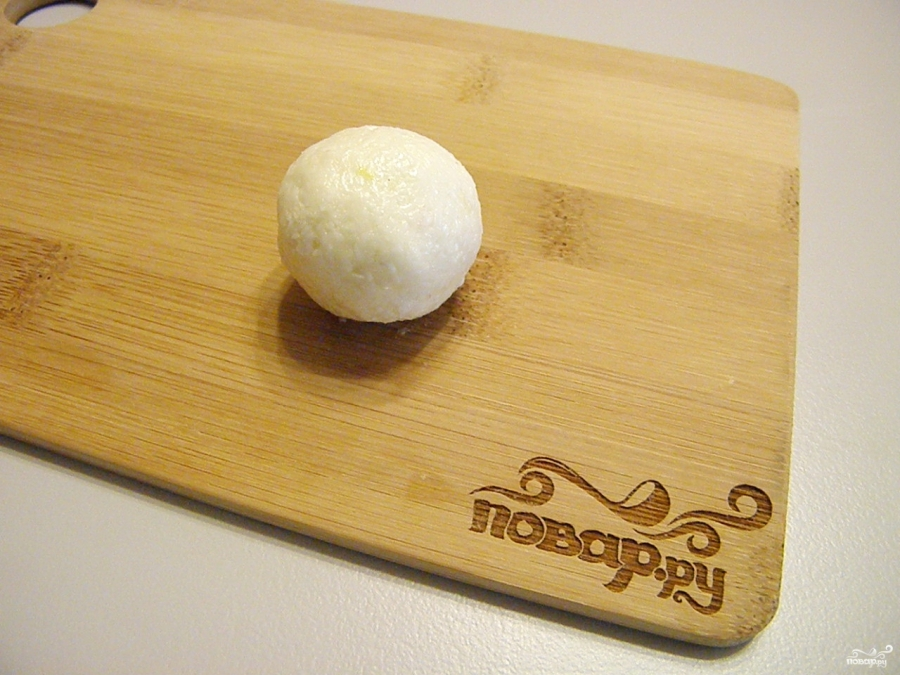 Плавленый сыр с чесноком - фото шаг 4