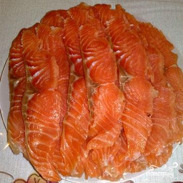 Рецепт Тефтели из красной рыбы