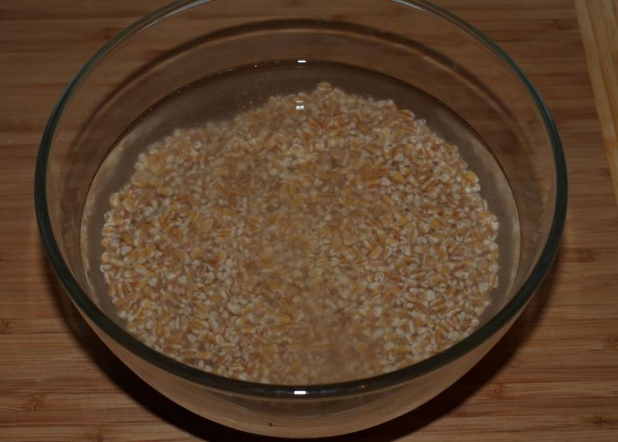 Рецепт Кутья из пшеницы