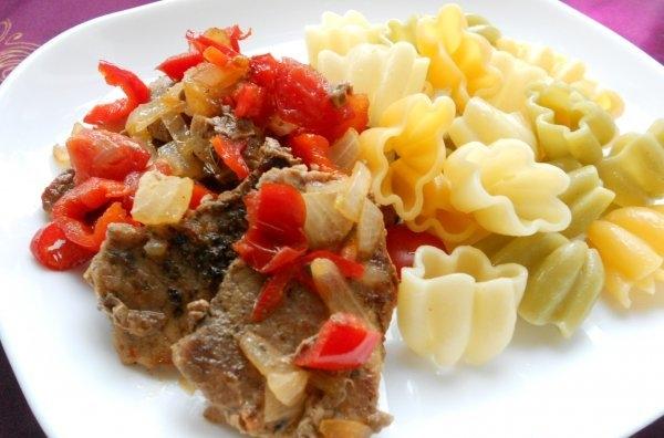 Свинина по итальянски рецепт с фото