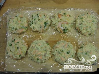 Рыбные пирожки - фото шаг 6