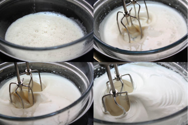 Рецепт Парфе из маскарпоне