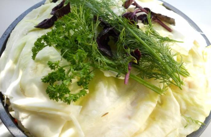 Свинина, тушеная с овощами - фото шаг 6