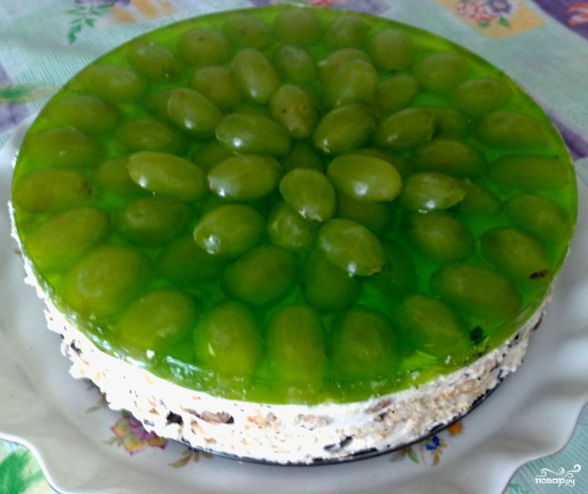 Торт без выпечки - рецепты с фото на Повар.ру (226 ...