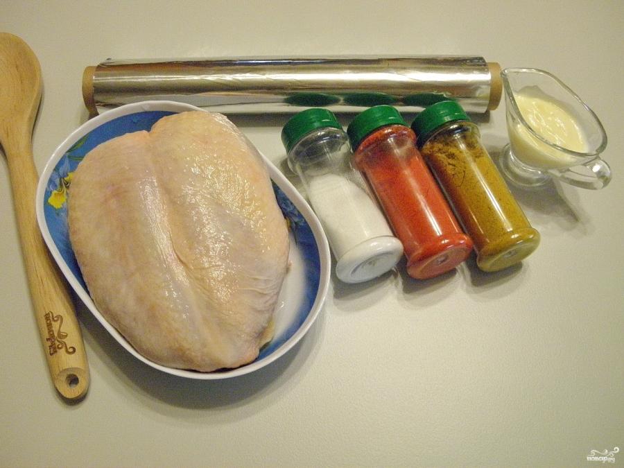 рецепты из грудки куриной с фото в мультиварке