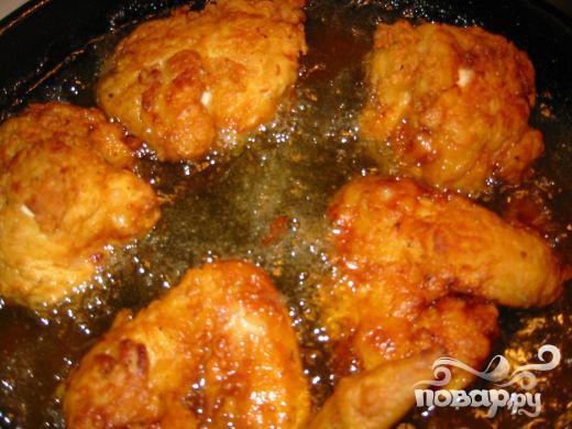 Курица в апельсиновом соусе в духовке - фото шаг 2