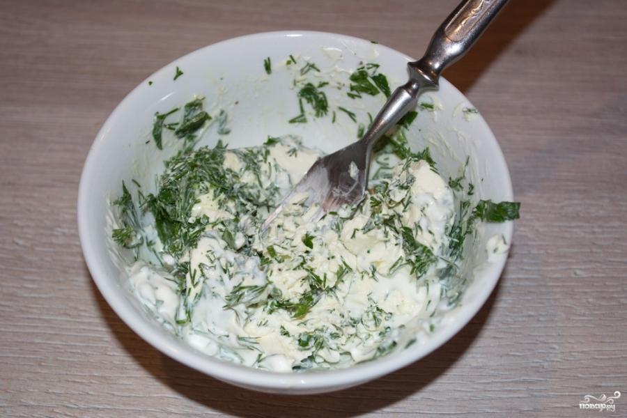 Как приготовить творожный сыр с зеленью в домашних условиях 132
