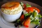 Суфле из голубого сыра