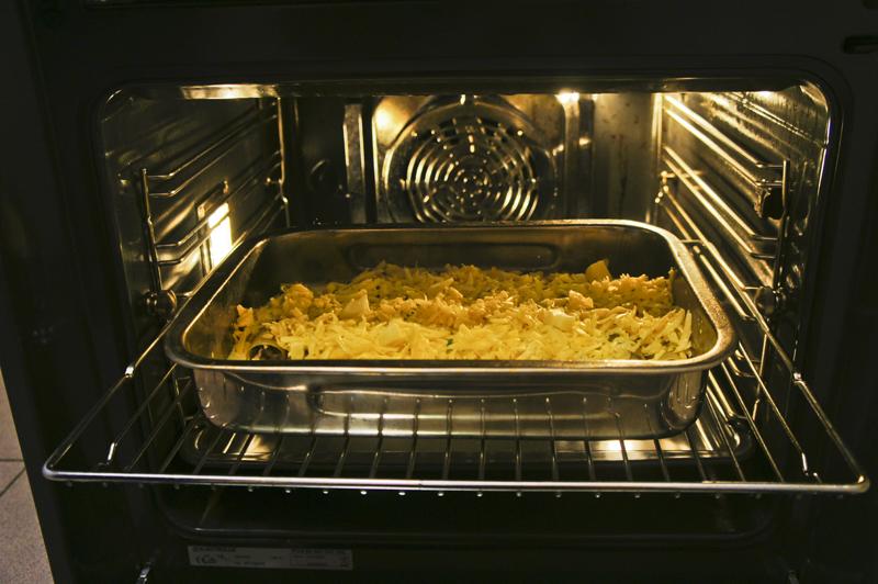 Каннеллони с сыром - фото шаг 5