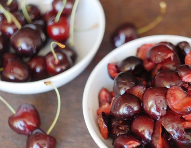 Рецепт Шоколадно-вишневые пирожные