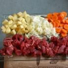 Рецепт Запеченное мясо по-английски