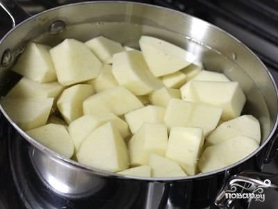 Картофель с брокколи - фото шаг 2