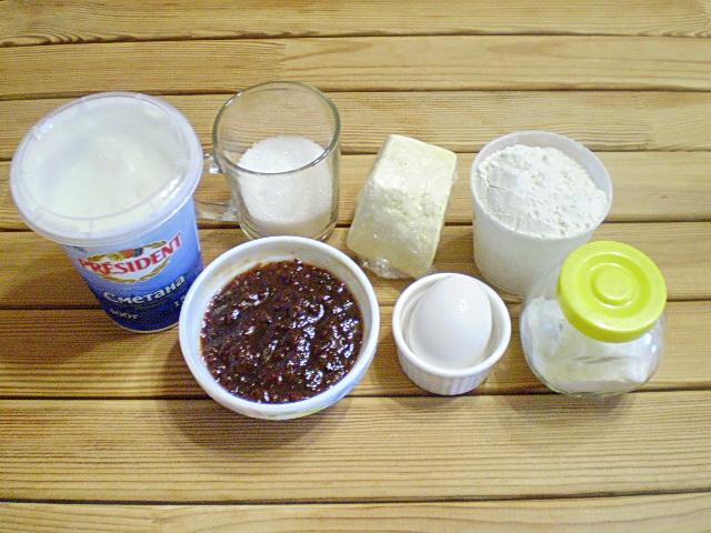 Печенье с начинкой - фото шаг 1