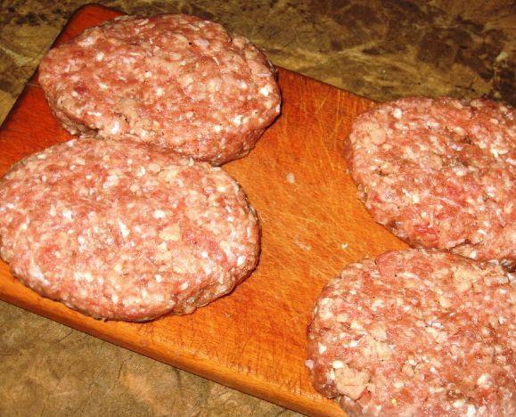 Рецепт Второе из говядины