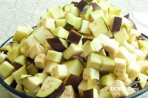 Картофель с баклажанами по-китайски - фото шаг 3
