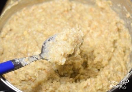Картофельные котлеты с геркулесом - фото шаг 6