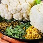 Рецепт Слоеные пирожки с овощной начинкой