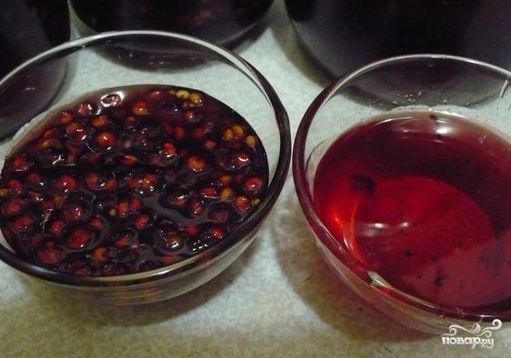 Заготовка лимонника на зиму - фото шаг 4