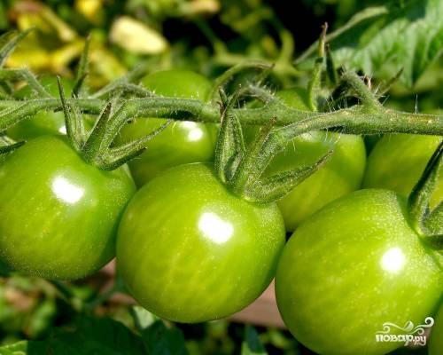 Повидло из зеленых помидоров
