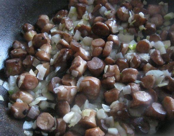 """Салат """"Здоровье"""" с грибами - фото шаг 1"""
