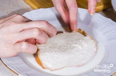 Гренки из хлеба - фото шаг 2