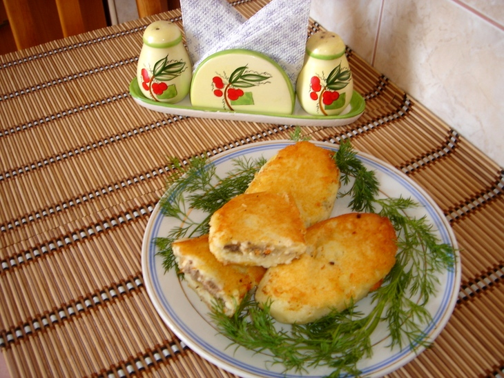 Рецепт зраз с печенью с фото