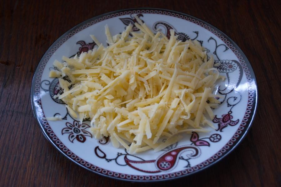 Салат с черносливом и огурцом - фото шаг 2